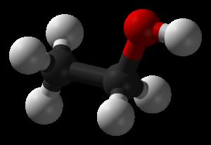 Alcohol - Ethanol 3D